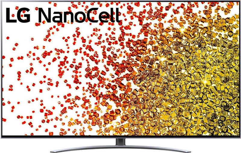 LG 50NANO889PB LCD-LED Fernseher (126 cm/50 Zoll, 4K Ultra HD, Smart-TV, (bis zu 120Hz), Local Dimming, α7 Gen4 4K AI-Prozessor, Sprachassistenten, HDMI 2.1)