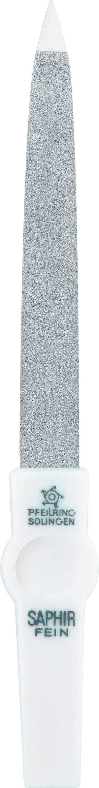 PFEILRING Saphir-Nagelfeile, 13 cm