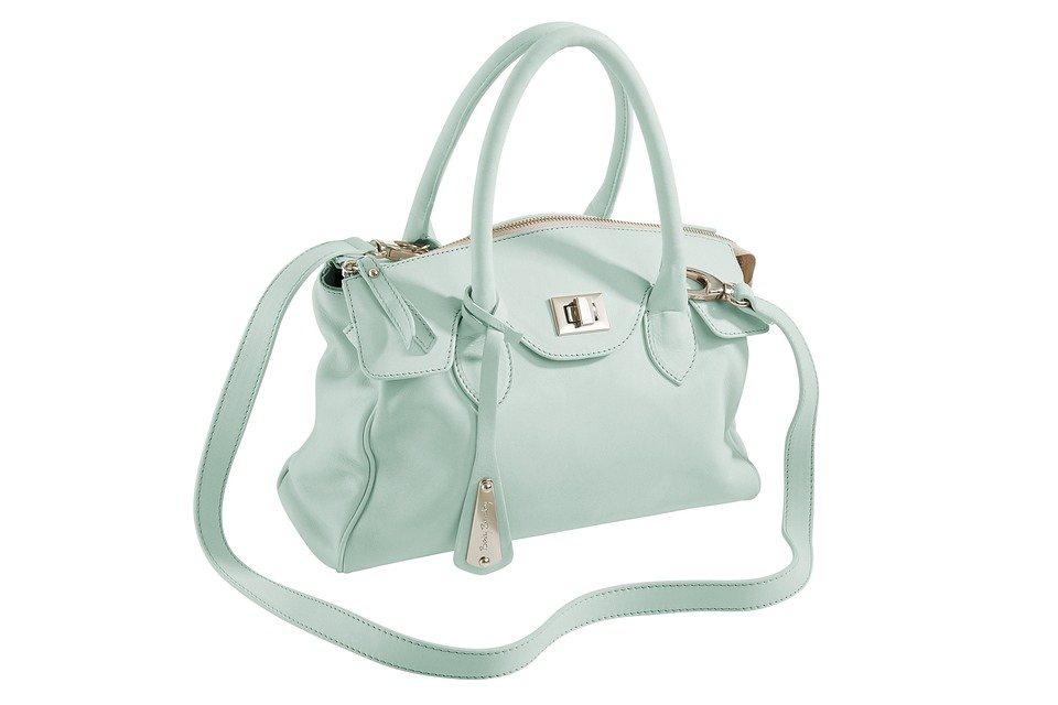 Tasche von BETTY BARCLAY in mint