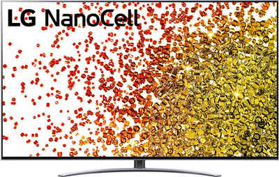 LG 55NANO889PB LCD-LED Fernseher (139 cm/55 Zoll, 4K Ultra HD, Smart-TV, (bis zu 120Hz), Local Dimming, α7 Gen4 4K AI-Prozessor, Sprachassistenten, HDMI 2.1)