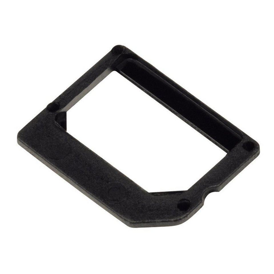 Hama Nano-/Micro SIM-Adapter in Schwarz