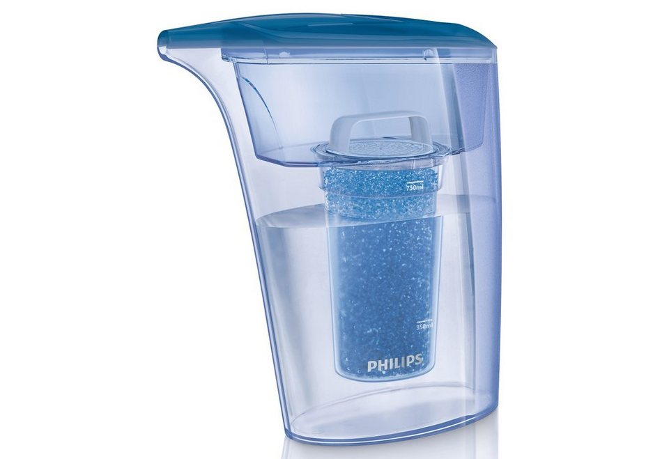 Philips Bügeleisenpflege GC024/10 in blau