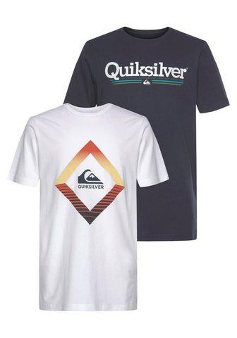 Quiksilver Marškinėliai »KIDS FLAXTON« (Packung 2...