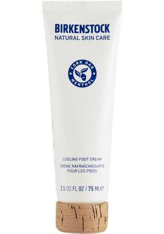 BIRKENSTOCK NATURAL SKIN CARE Fußpflegecreme »Cooling Foot Cream«