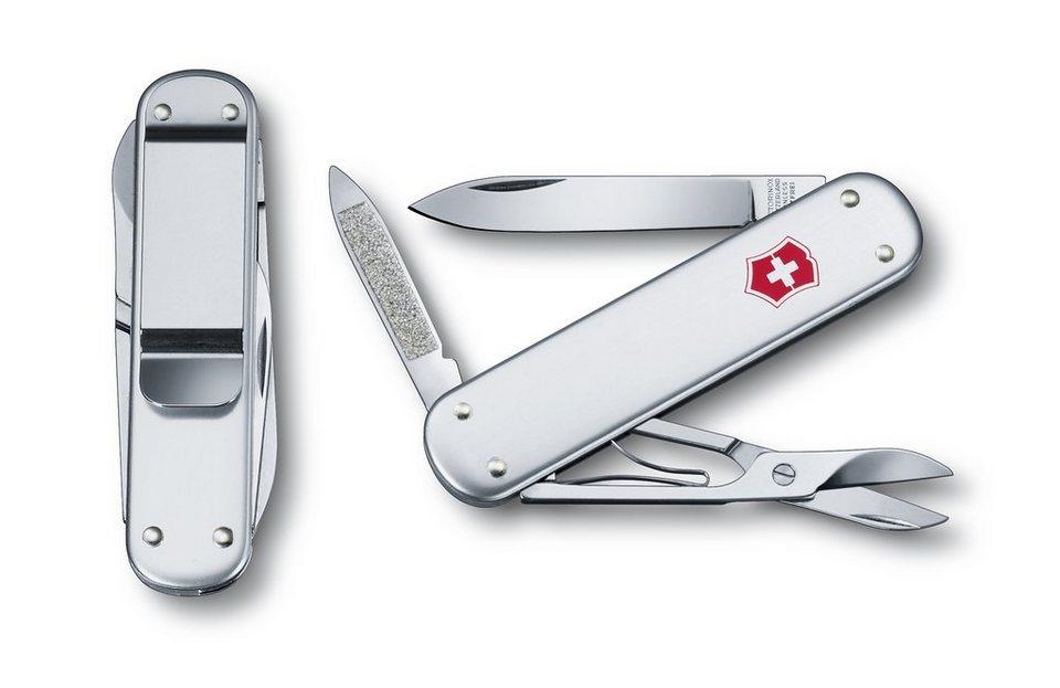 Victorinox Taschenmesser »Money Clip Alox« in Silber