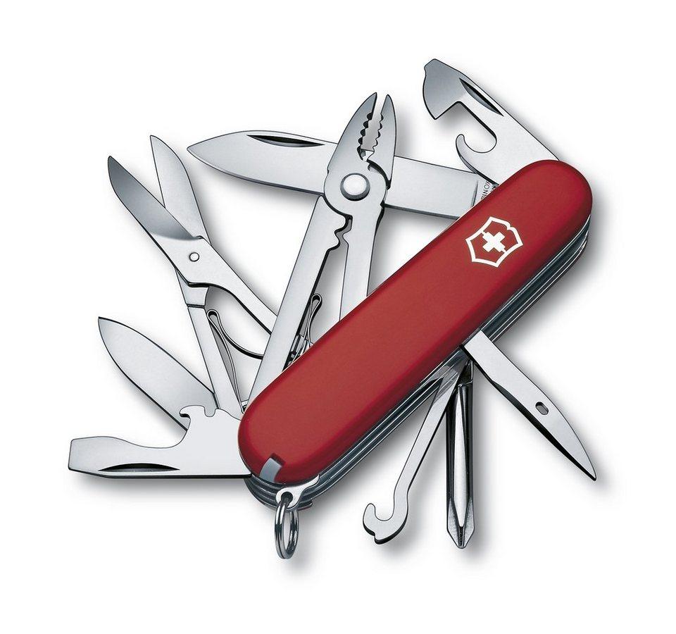 Victorinox Taschenmesser »Tinker Deluxe« in Rot