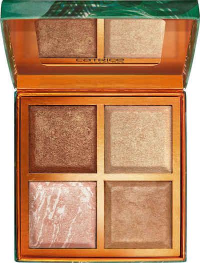 Catrice Highlighter-Palette »Bronze Away To... Baked Bronzing & Highlighting Palette C01«
