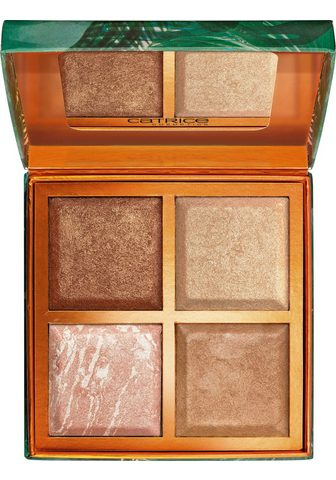 Catrice Highlighter-Palette »Bronze Away To......