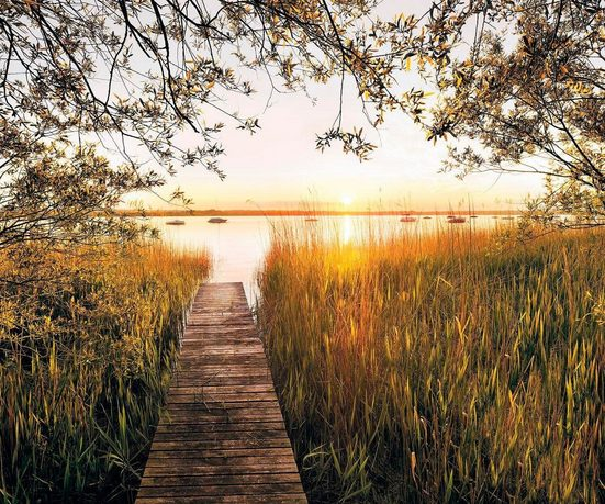 KOMAR Vliestapete »Lakeside«