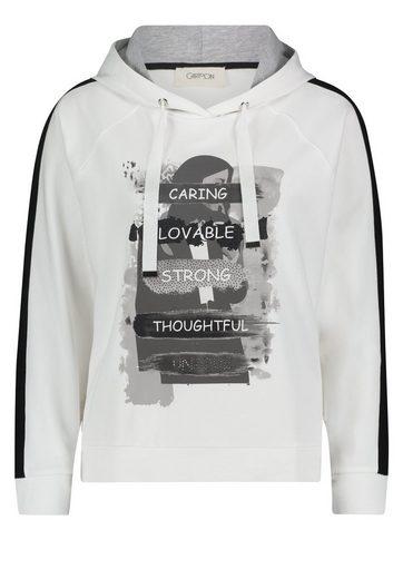 Cartoon Sweatshirt »mit Kapuze« Material