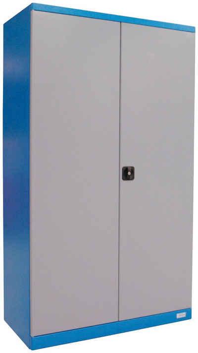 Güde Werkzeugschrank »VAS T02« B/T/H: 110x58x193 cm, abschließbar