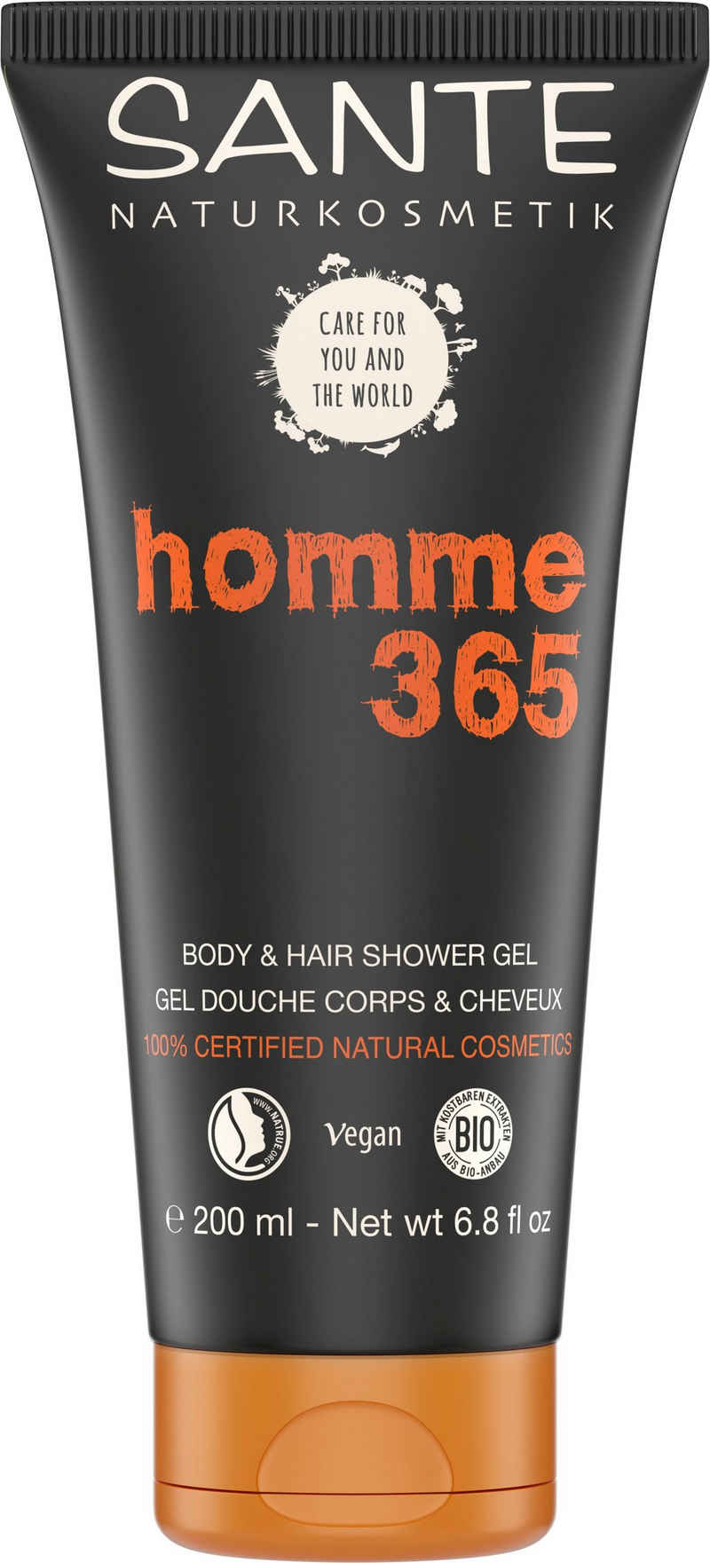 SANTE Duschgel »Homme 365 Body & Hair«