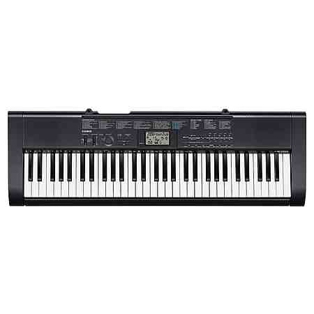 Keyboard-Set, Casio®, »CTK 1200«, inkl. Netzteil, Exklusiv im Versand