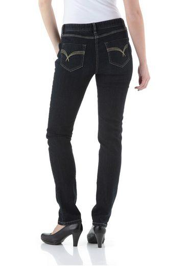 Aniston Slim-fit-Jeans, regular waist