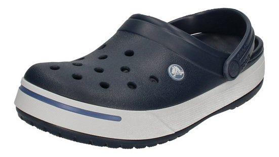 Crocs »Crocband II« Clog Blau Navy Bijou Blue