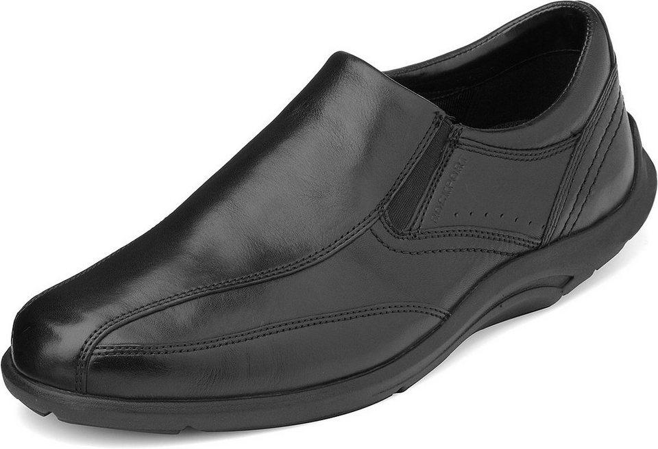 Rockport Slipper DR SLIP ON in schwarz