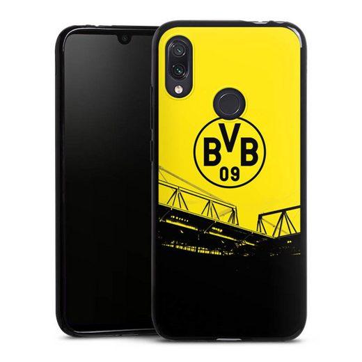 DeinDesign Handyhülle »Stadion Schwarz-Gelb - BVB« Xiaomi Redmi Note 7, Hülle Borussia Dortmund BVB Fanartikel