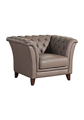 MAX WINZER ® Chesterfield fotelis »New Castle«