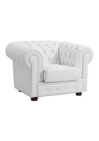 MAX WINZER ® Chesterfield fotelis »Windsor«