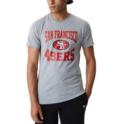 New Era Print-Shirt »NFL TEAM LOGO San Francisco 49ers«