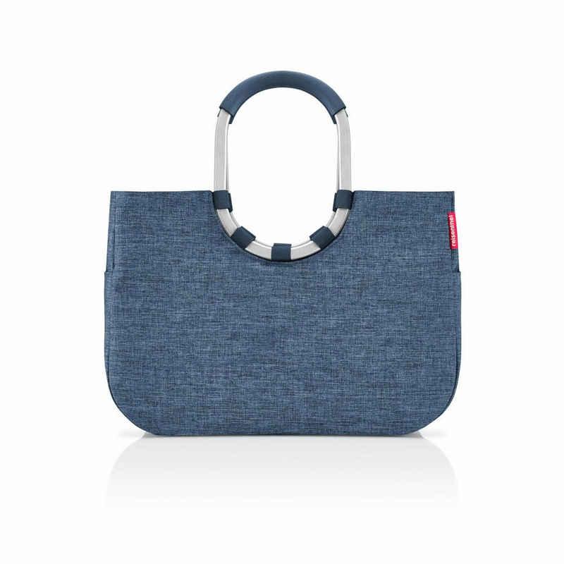 REISENTHEL® Shopper »loop L Twist Blue 25 L«