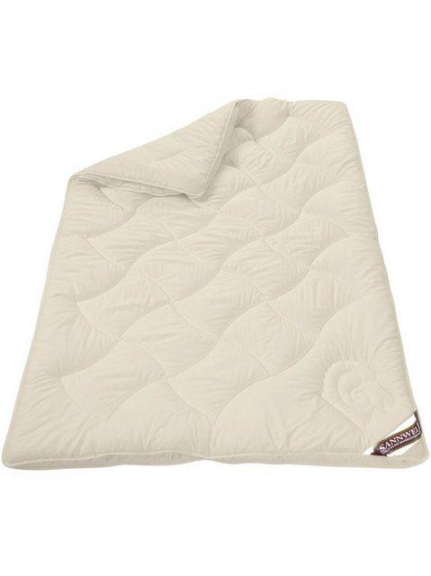 Sannwell Bettenprogramm   Heimtextilien > Decken und Kissen > Naturfaserdecken   Sannwell