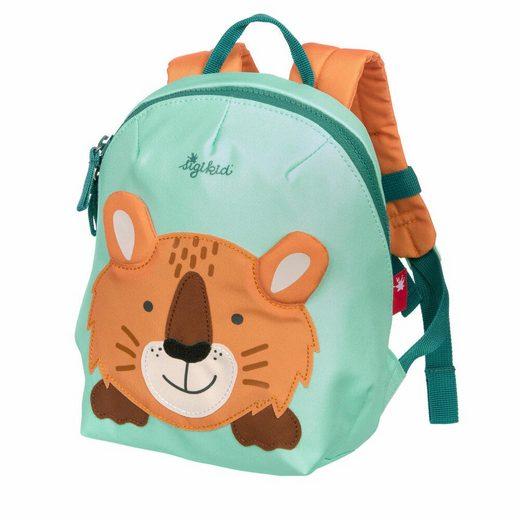 Sigikid Kinderrucksack »Bags Mini Tiger Hellblau 3 L«