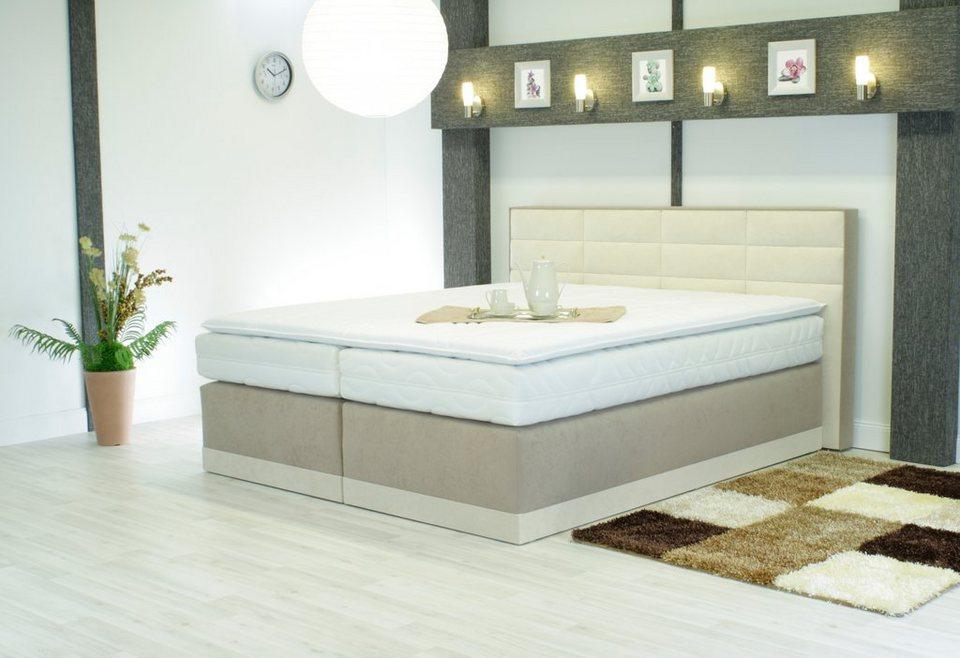 westfalia schlafkomfort topper raumgewicht 35 otto. Black Bedroom Furniture Sets. Home Design Ideas