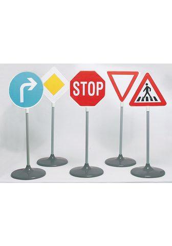 KLEIN Spiel-Verkehrszeichen (5 частей)