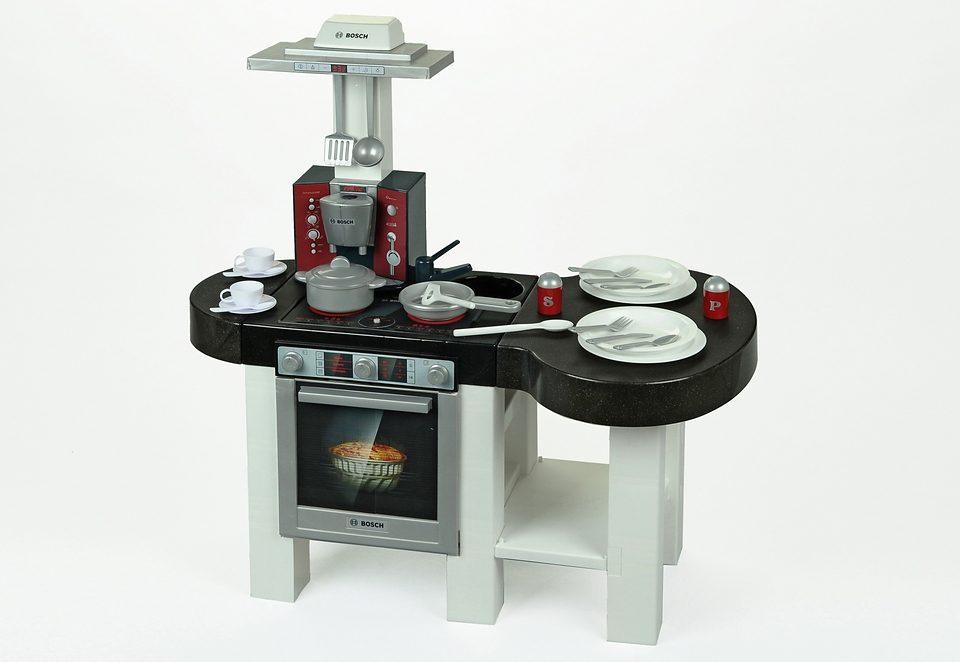 Klein Kinderküche mit Funktion »BOSCH Spielküche Cool«