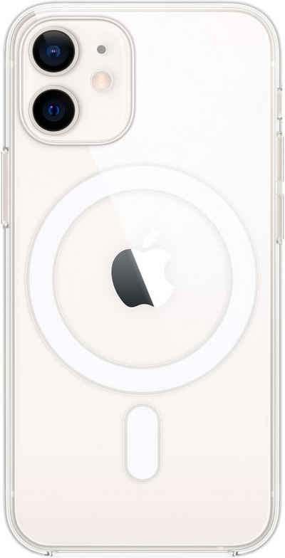 Apple Handyhülle »iPhone 12 mini Clear Case with MagSafe« 13,7 cm (5,4 Zoll)