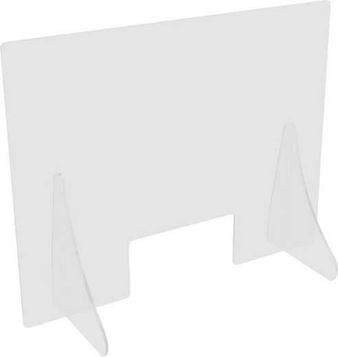 Levira Home Schutzwand »3086«, Breite 70 cm