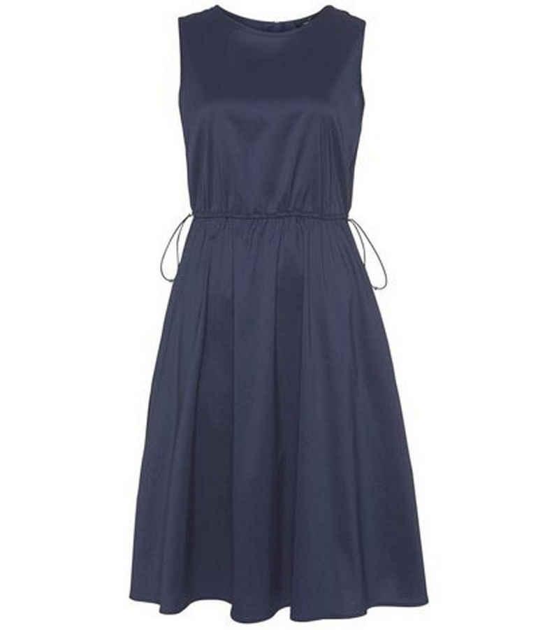 Daniel Hechter Sommerkleid »DANIEL HECHTER Sommer-Kleid sportliches Damen Mini-Kleid mit Rundhalsausschnitt Mode-Kleid Navy«