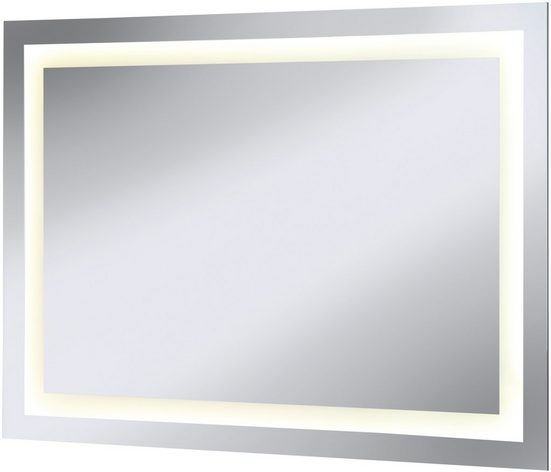 welltime LED-Lichtspiegel »Miami«