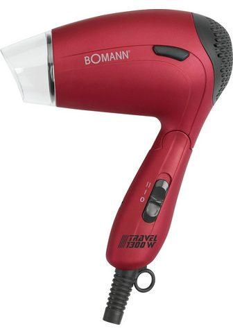 BOMANN Reisehaartrockner HTD 8005 CB 1300 W s...
