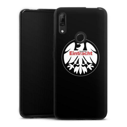 DeinDesign Handyhülle »Eintracht Frankfurt retro Adler« Huawei P Smart Z, Hülle Offizielles Lizenzprodukt Eintracht Frankfurt SGE