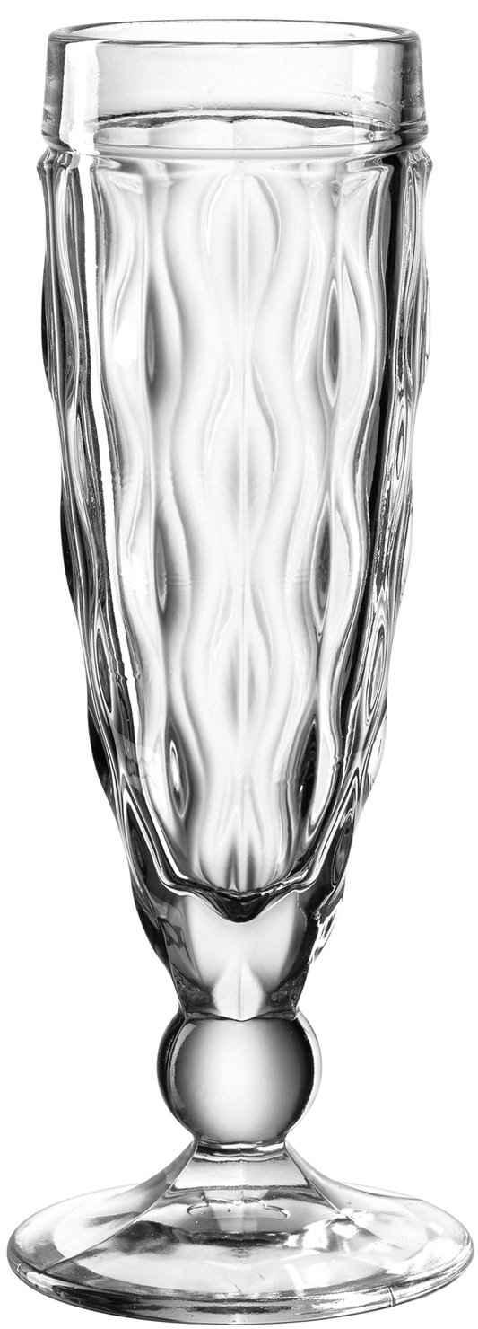 LEONARDO Sektglas »BRINDISI«, Glas, 140 ml, 6-teilig
