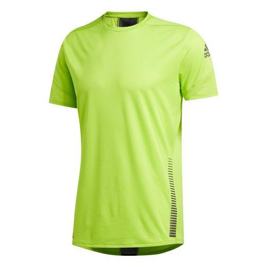 adidas Performance T-Shirt »Parley 25/7 Rise Up N Run T-Shirt« Supernova;Clima;Parley;RDY