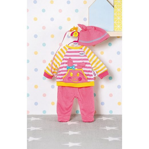 Zapf Creation® Puppenkleidung »BABY born Little Nice Outfit pink 36cm«