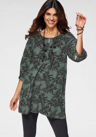 Boysen's Ilgi marškiniai in lengvas Crinkle-Opt...