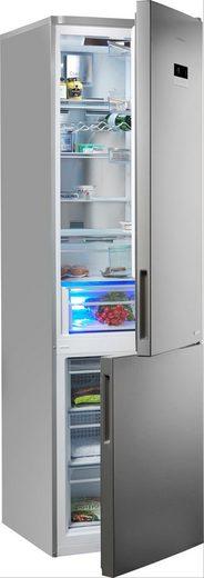 Grundig Kühl-/Gefrierkombination GKN 26231 XP, 202,5 cm hoch, 59,5 cm breit, 3 Jahre Herstellergarantie