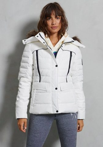 Superdry Steppjacke »GLACIER PADDED JACKET« hoc...