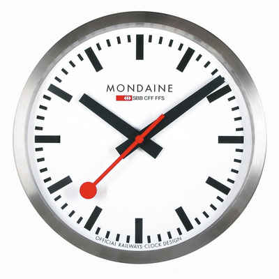 MONDAINE Wanduhr »A990.CLOCK.16SBB«