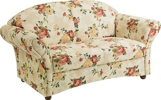 Max Winzer® 2-Sitzer »Carolina«, im Retrolook, Breite 150 cm