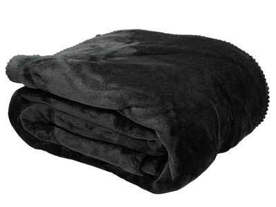 Wohndecke »Kuscheldecke aus super weichem Mikrofaserstoff«, kamelshopping, 150 x 200cm, Lammfell-Optik, waschbar, kuschelige Tagesdecke, wärmend & weich zugleich, Sherpa-Rückseite