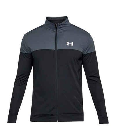 Under Armour® Laufjacke »Sportstyle Pique Jacke Training«