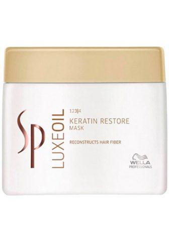 Wella Professionals Haarmaske »SP Luxe Oil Keratin Restore...