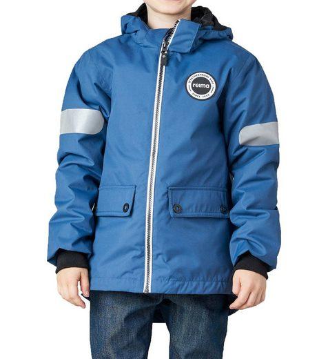 reima Winterjacke »reima Seiland 3-in-1 Winter-Jacke wasserdichte Kinder Übergangs-Jacke Freizeit-Jacke Blau«