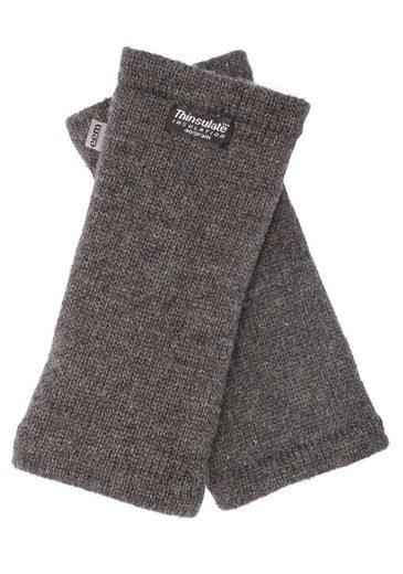 EEM Strickhandschuhe Wollstulpe MAYA mit Thinsulatefutter, Einheitsgröße