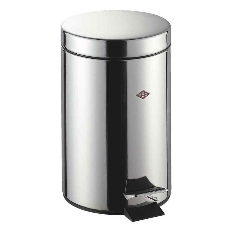 WESCO Kosmetikeimer »103 Edelstahl glänzend«, mit herausnehmbarem Kunststoffeimer